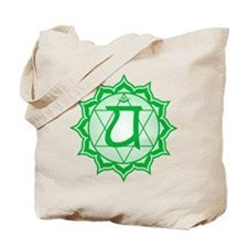 The Heart Chakra Tote Bag