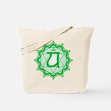 The Heart Chakra Tote Bag