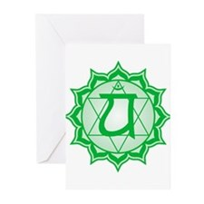 The Heart Chakra Greeting Cards (Pk of 10)