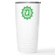 The Heart Chakra Travel Mug
