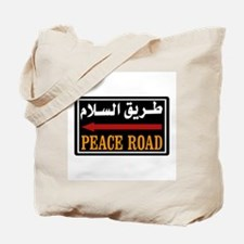 Peace Rd, Egypt Tote Bag