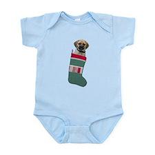 Puggle Christmas Infant Bodysuit