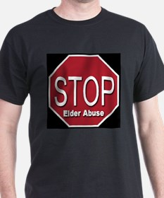 Stop Elder Abuse T-Shirt