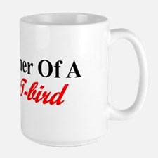 """Proud of My Classic T-Bird"" Mug"