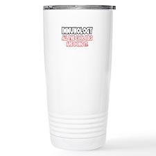 """Immunology...Cool Kids"" Travel Mug"