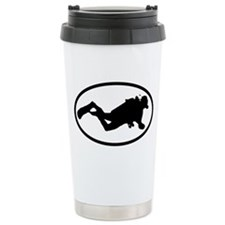 Scuba Diving Travel Mug
