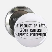 "Genetic Engineering 2.25"" Button"