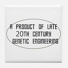 Genetic Engineering Tile Coaster