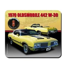 1970 Olds 442 Mousepad