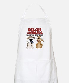 Rescue Animals BBQ Apron