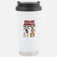 Rescue Animals Travel Mug