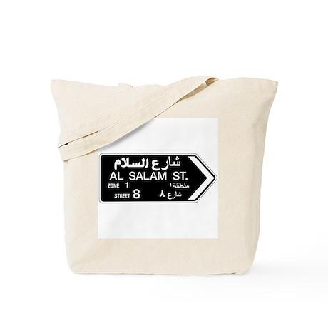 Al Salam St, Dubai (UAE) Tote Bag