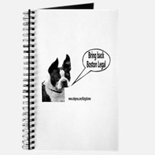 BRING BACK BL 2 Journal