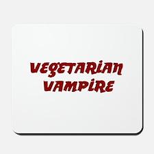 Twilight ~ Vegetarian Vampire Mousepad