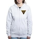Wanted - Reward Women's Zip Hoodie