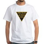 Wanted - Reward White T-Shirt