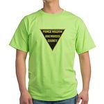 Wanted - Reward Green T-Shirt