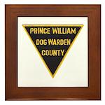 Wanted - Reward Framed Tile