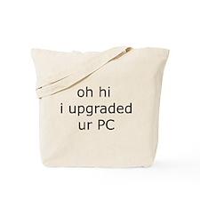 OH hi, Tote Bag