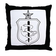 Nurse Corps Throw Pillow