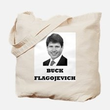 Buck Flagojevich Tote Bag