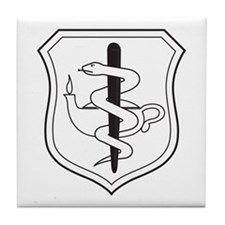 Nurse Corps Tile Coaster