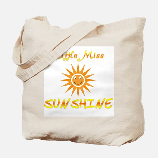 Miss Sunshine Tote Bag
