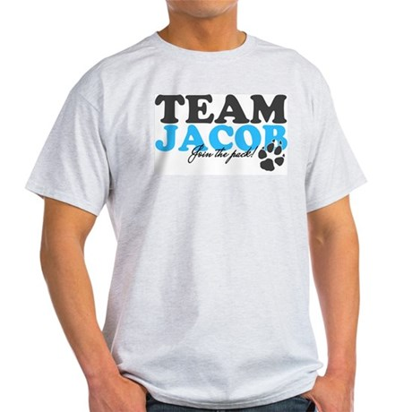 TEAM JACOB.. Light T-Shirt
