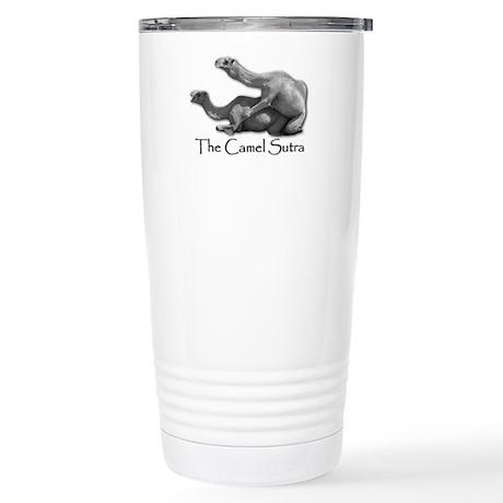 Camel Sutra Stainless Steel Travel Mug