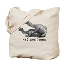 Camel Sutra Tote Bag