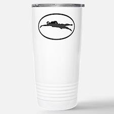 SWIM Stainless Steel Travel Mug