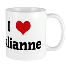 I Love Julianne Mug