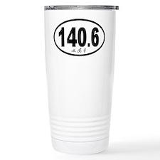 Triathlon Travel Coffee Mug
