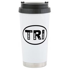 Triathlon Travel Coffee Mug