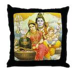 Parvati Throw Pillow