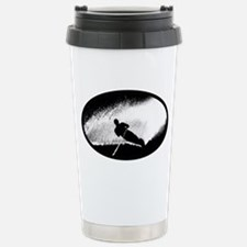 Water Skiing Travel Mug