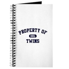 Property of Twins Journal