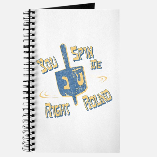 You Spin Me Right Round Journal
