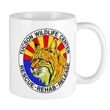Tucson Wildlife Center Logo Mug