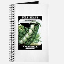 Pole Beans Journal