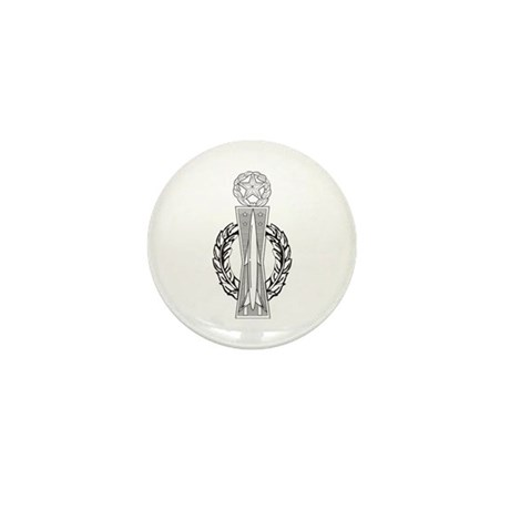 Missile with Ops Mini Button (10 pack)