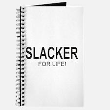 Slacker For Life Journal