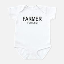 Farmer For Life Infant Bodysuit