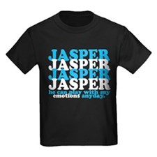 JASPER.. emotions T