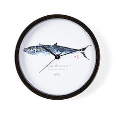 King Mackerel - Wall Clock