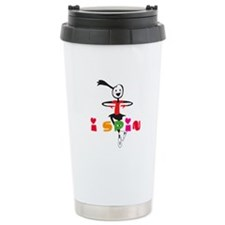 Figure Skating Travel Mug