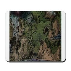 Custom Camoflauge Mousepad