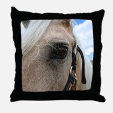 Peruvian Paso Throw Pillow