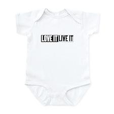 Love it Live it Infant Bodysuit