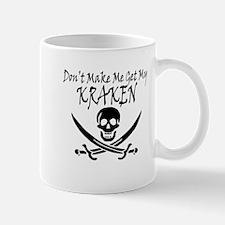 Don't make me get my Kraken Mug